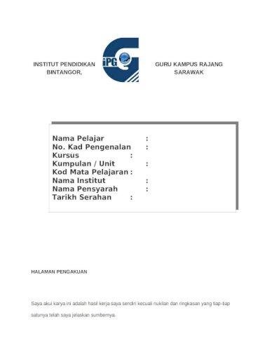 Contoh Proposal Docx Document