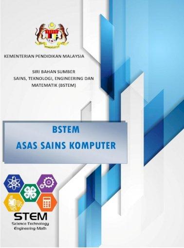 Bstem Asas Sains Komputer D 1 Lembaran Kerja Murid 26 E 1 Kad Imbasan Dan Contoh Tong Kitar Pdf Document