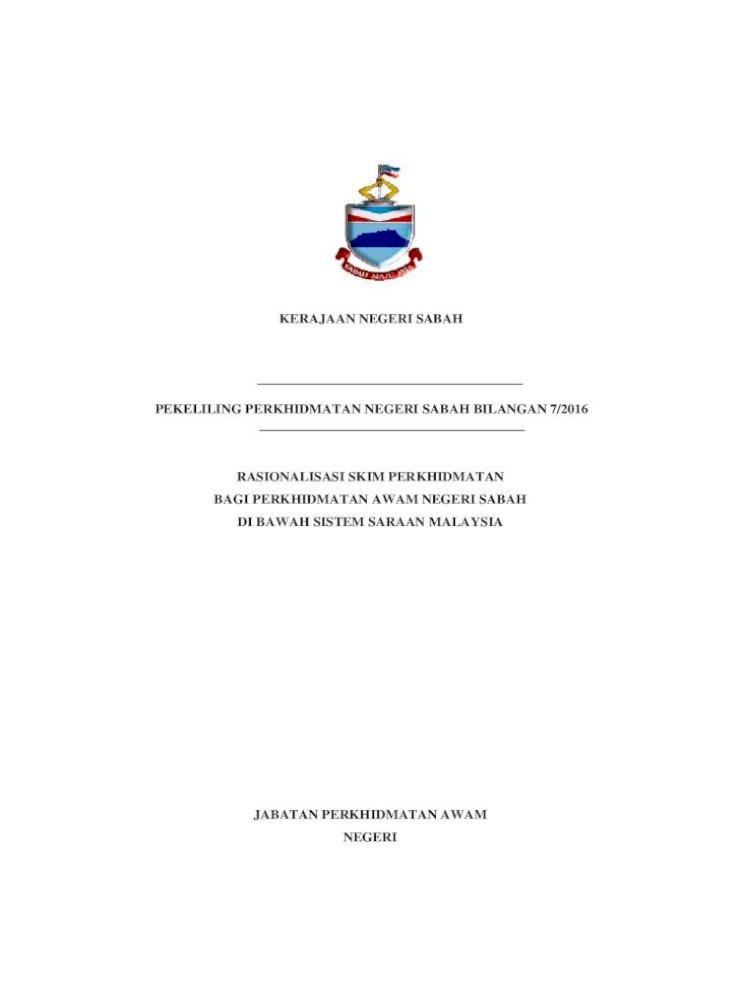 Rasionalisasi Skim Perkhidmatan Bagi Surat Kandungan I 4 6 Pindaan Perbekalan Perbekalan Lain Dalam Skim Perkhidmatan 14 4 7 Pemindahan Kelayakan Masuk Sijil Politeknik Sijil Setaraf Stpm Pdf Document