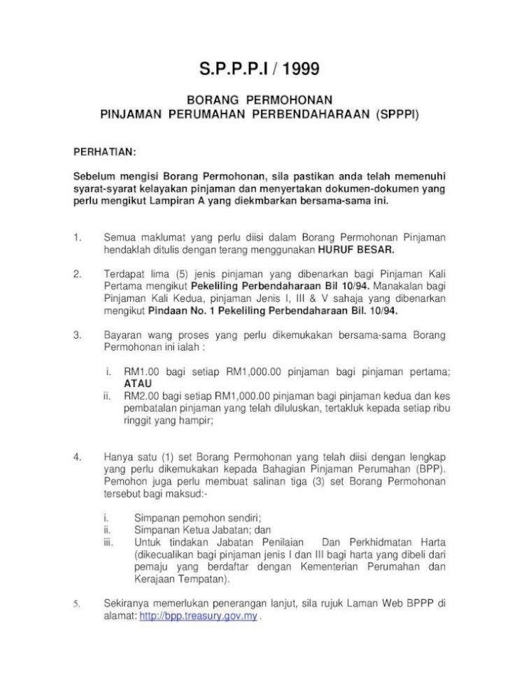 Bahagian Pinjaman Perumahan Perbendaharaan Malaysia Jalan Duta